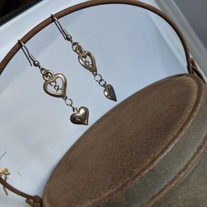 Heart Ear Rings